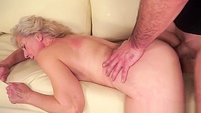Hot blonde nice fuck