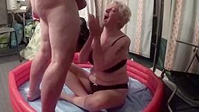 Big tit amateur girlfiend