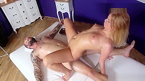 Small tits nubile teases and fucks