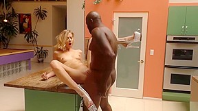 Teen gets fucked by step dad