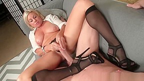 Free small cock handjob video