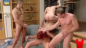 Redhead ass fuck pic