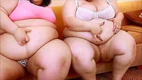 Giant chubby amateur boobs