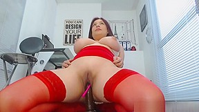 Pussy full of cum video