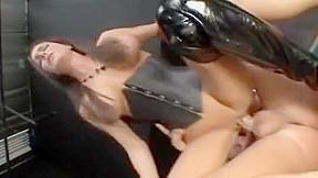 Fuck intruder naked wife