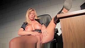 Amateur huge breasts natural