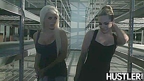 Lesbian picture scene tv