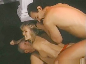 Tranny fucking a woman