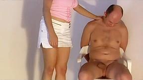 Two female roommates masturbate together video