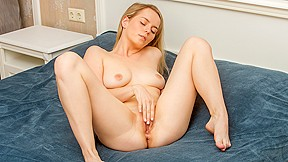 Girl masturbation with dildo