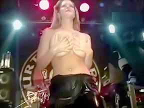 Nude puck rock girls
