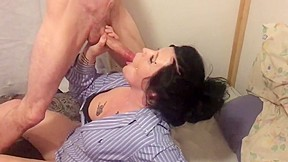 The best amateur blowjob video