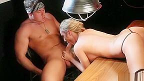 Hottest blowjob cumming compilations
