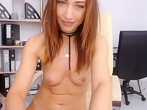 Video masturbation before web camera