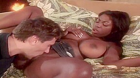 Black on black missionary sex