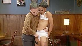 Shiny spandex fetish porn