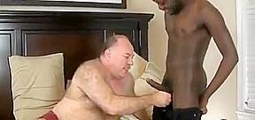 Daddybear power bottom