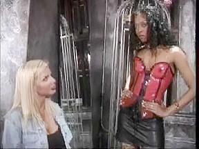 Hot big tit blonde lesbians