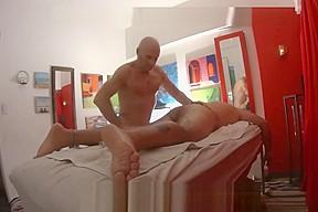 Big hariy gay cock