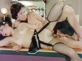 Carmella bing chayse evans threesome on