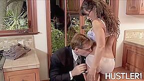 Mike mature pantyhose video