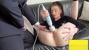 Filthy Slut Maddison Rose In Dirty Solo Masturbating Session