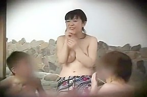 Shaved asian small penis