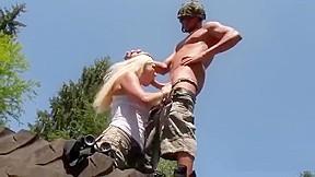 Blondes sexpot porn clips