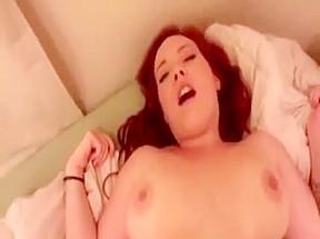 Ass up for the dildo