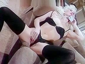 Super blonde in porn