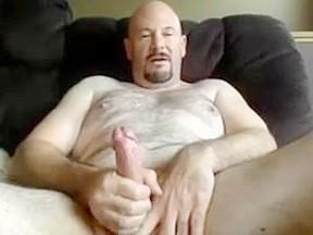 Bear gay hairy male