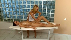 Juicy anal stretch footing