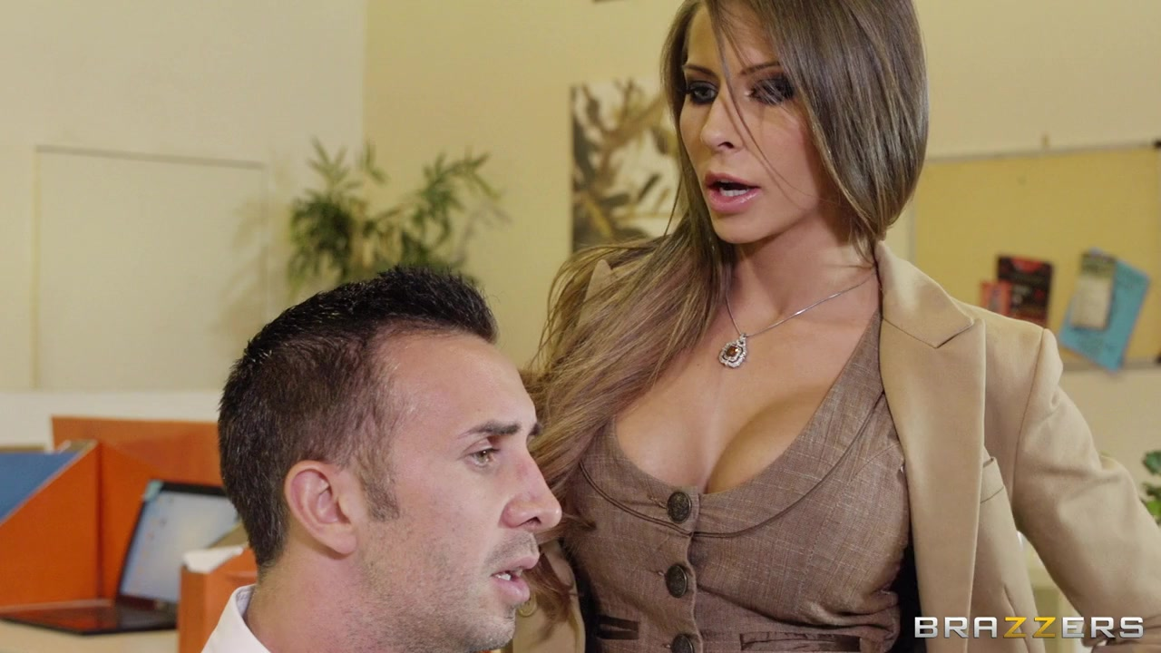 Something is. Big tits at work madison ivy brazzers message