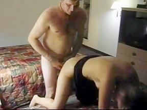 Gay boy geting blow job