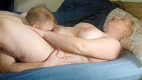 Amateur gay chubby men