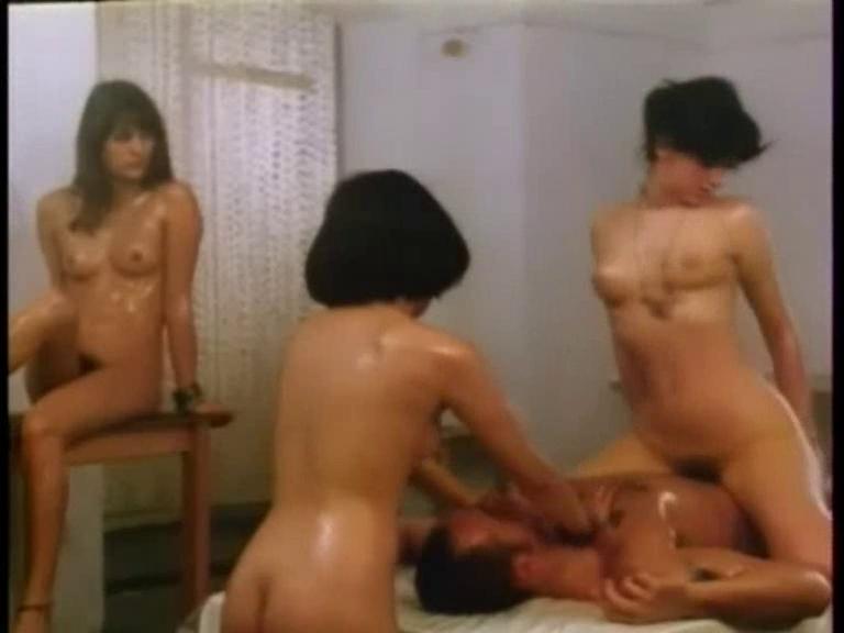 Vintage sauna sex