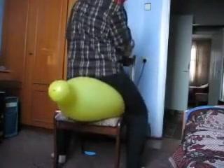 Pop 16 inch balloon [MALE]