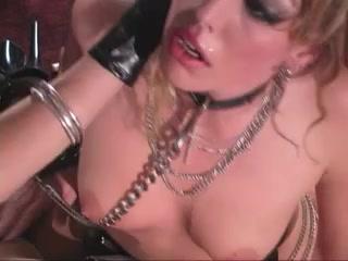 headmistress Ander Page & villein Felix Kinky - dissolute fetish enjoyment