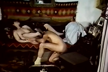 Hairy sluts fucked in full length 80s retro porn movie