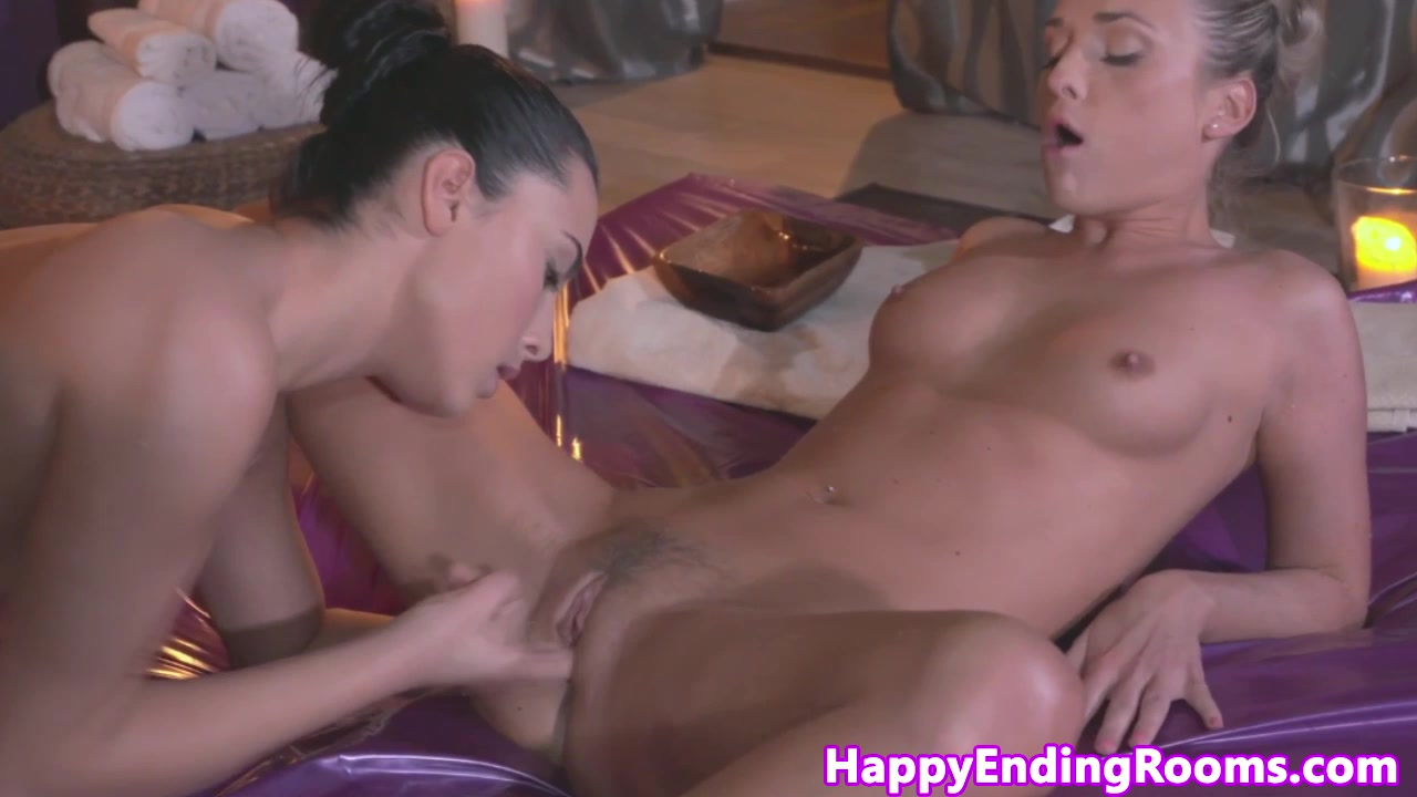 Erotic massage lesbians oiled and up close