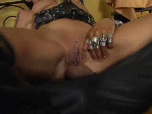 fetish pair having great sex