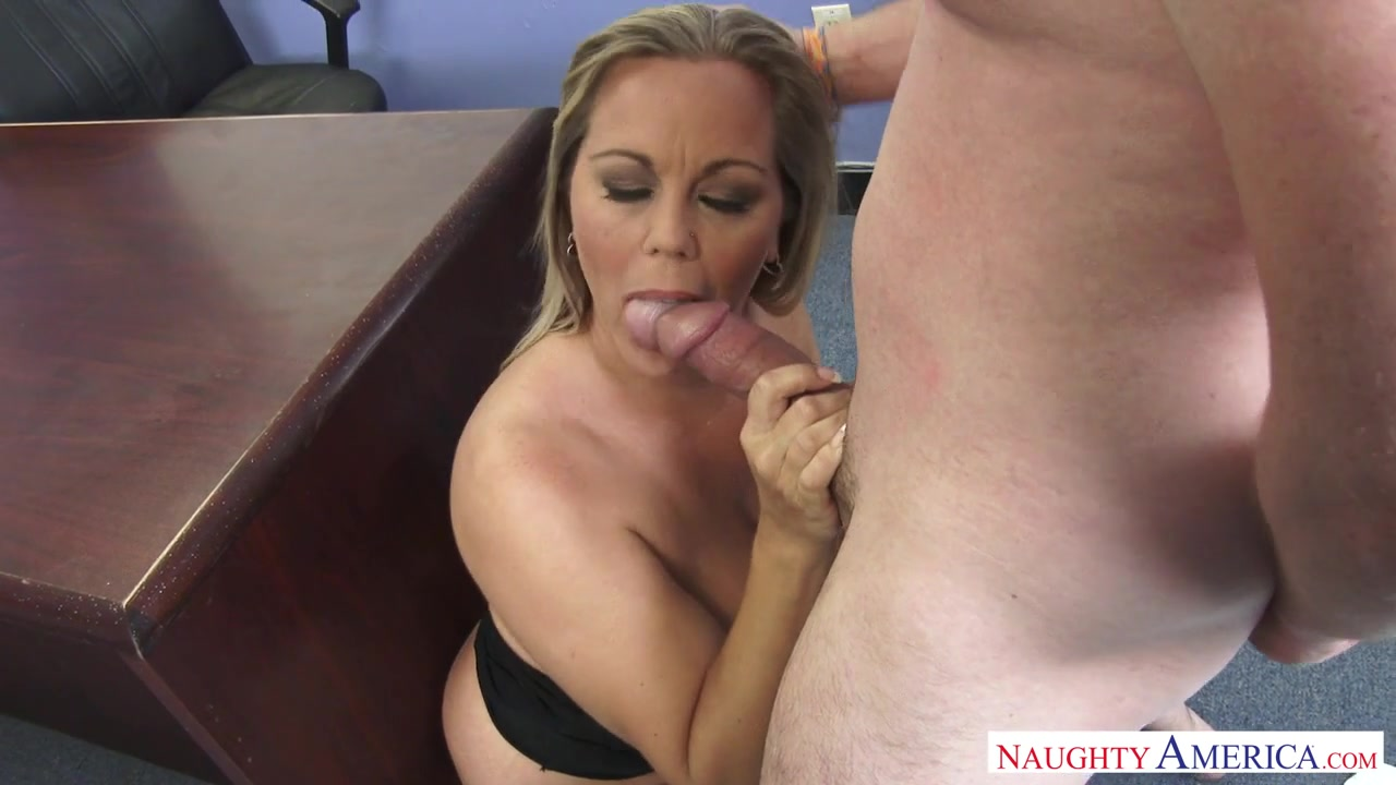 Amber Lynn Bach & Dane Cross in My First Sex Teacher