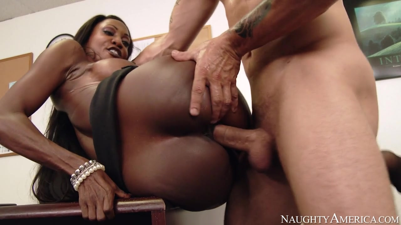Diamond Jackson & Mr. Pete in My First Sex Teacher