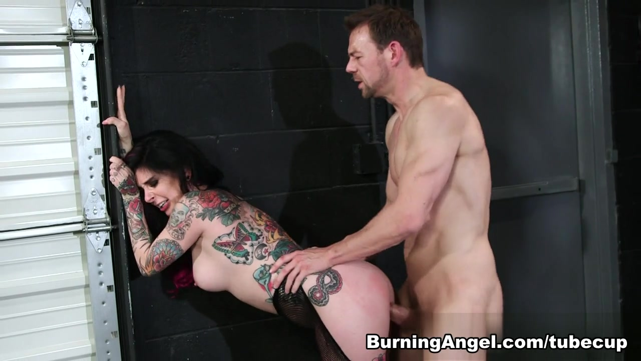 Joanna Angel & Erik Everhard in Slaying Ass With Erik Scene