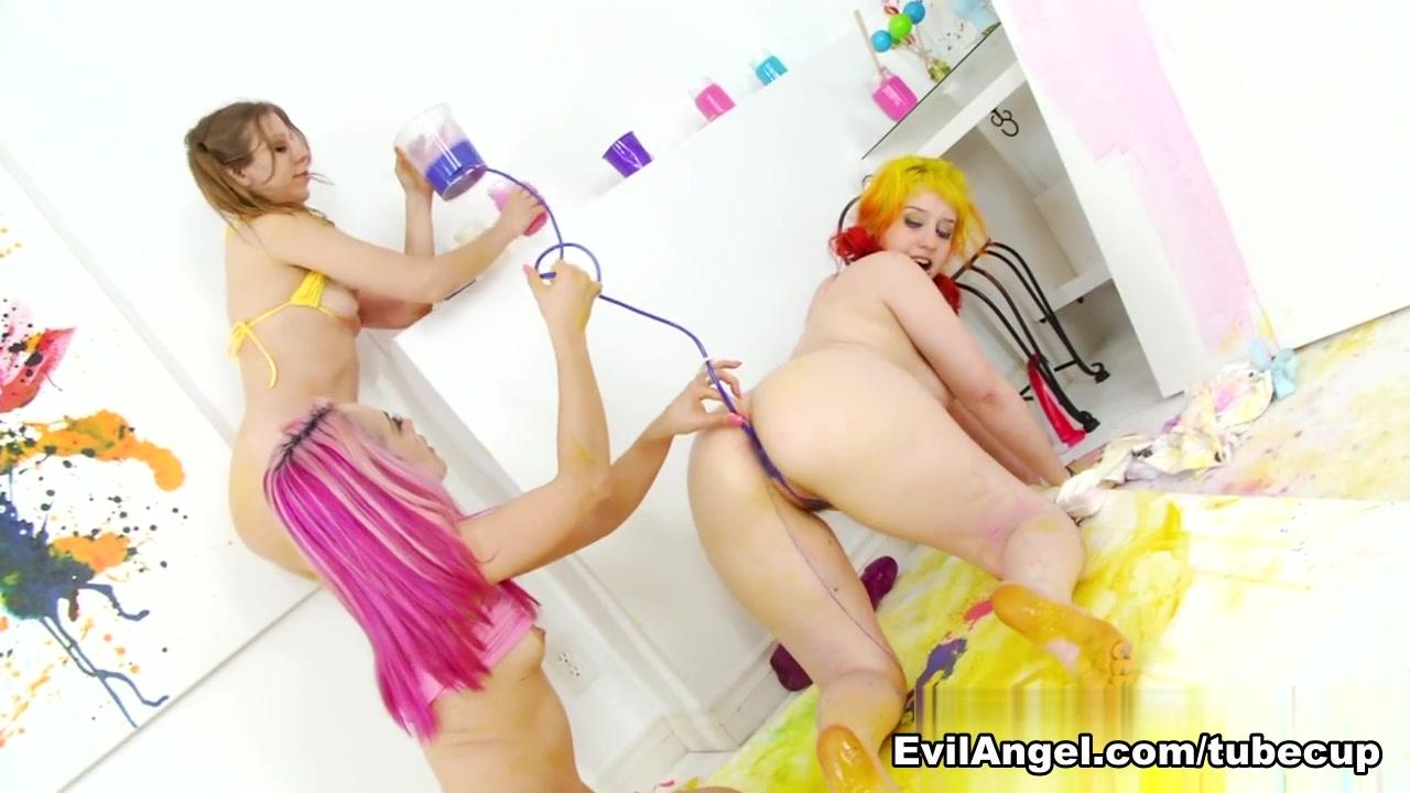 Kristina Rose & Chastity Lynn & Proxy Paige in Pretty Sloppy #06 Video
