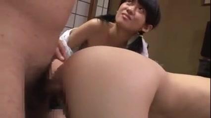 Lucky guy bangs two Japanese girls