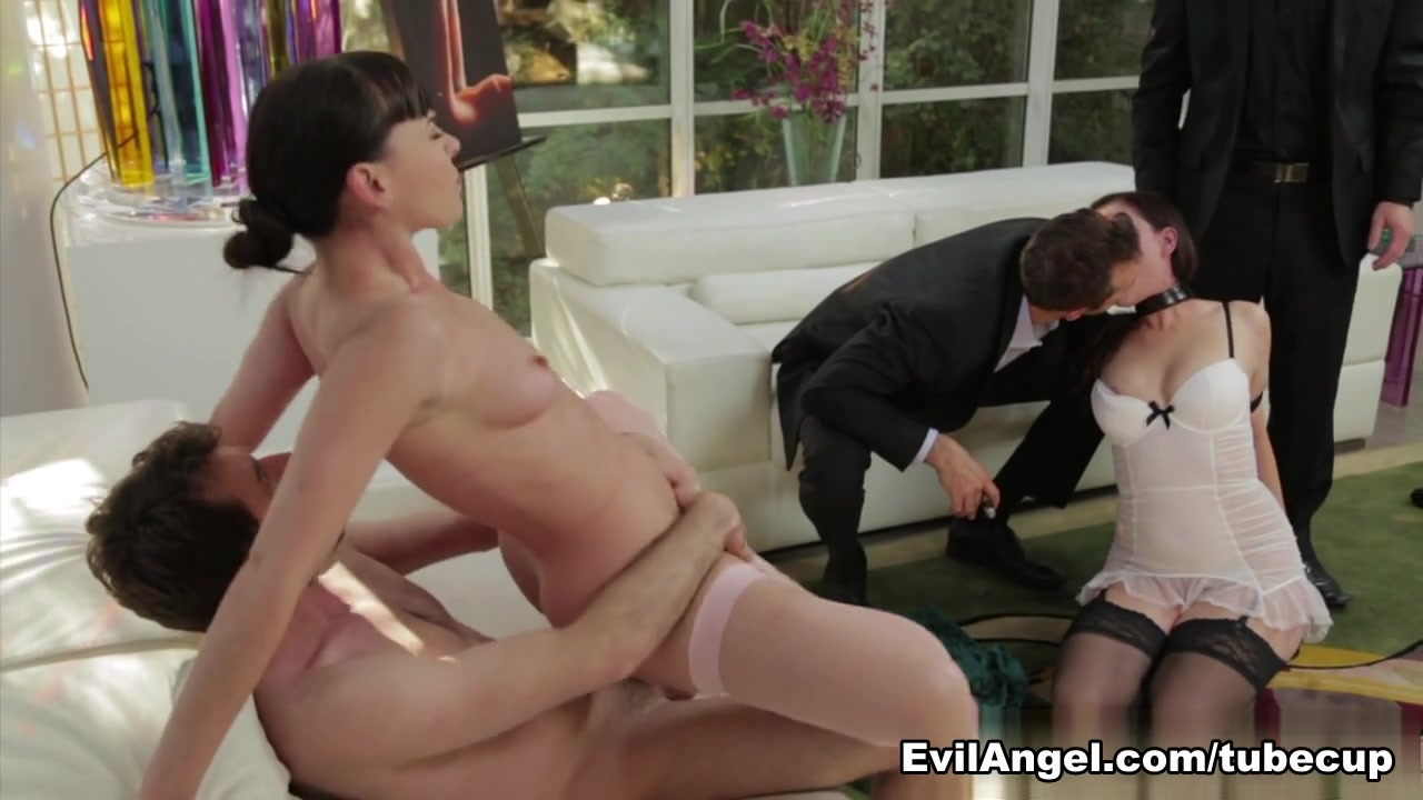 Dana DeArmond,Sovereign Syre,Michael Vegas in Hollywood Babylon, Scene #05