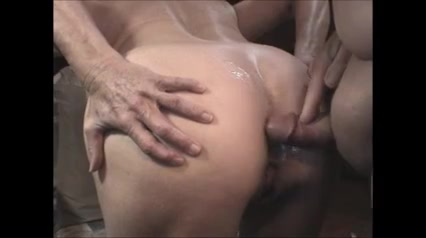 Tight ass gets creampied