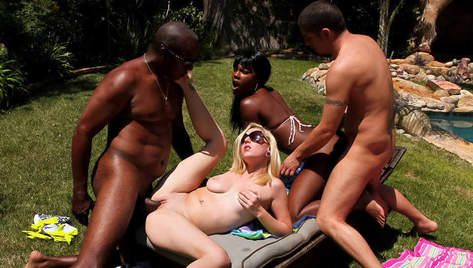 Interracial swingers xxx
