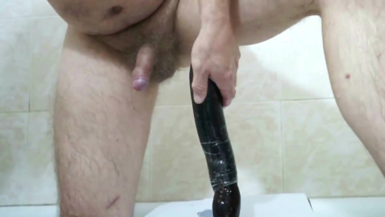 deep Fisting -39 cm aubergine
